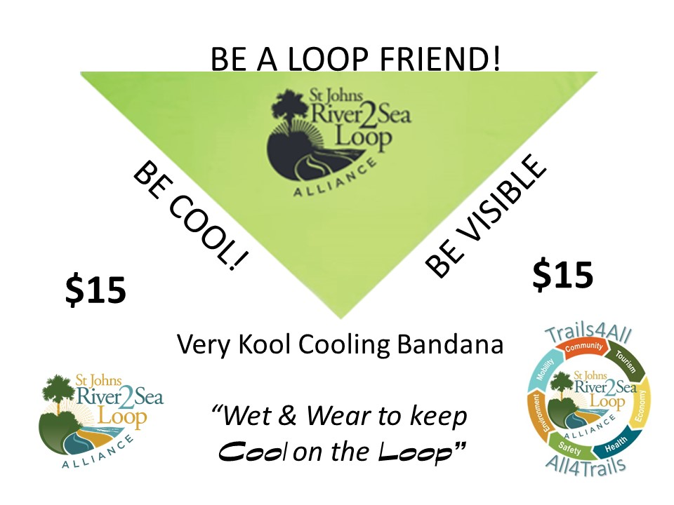 river2SeaLoop Cooling Bandana   #LoopGear