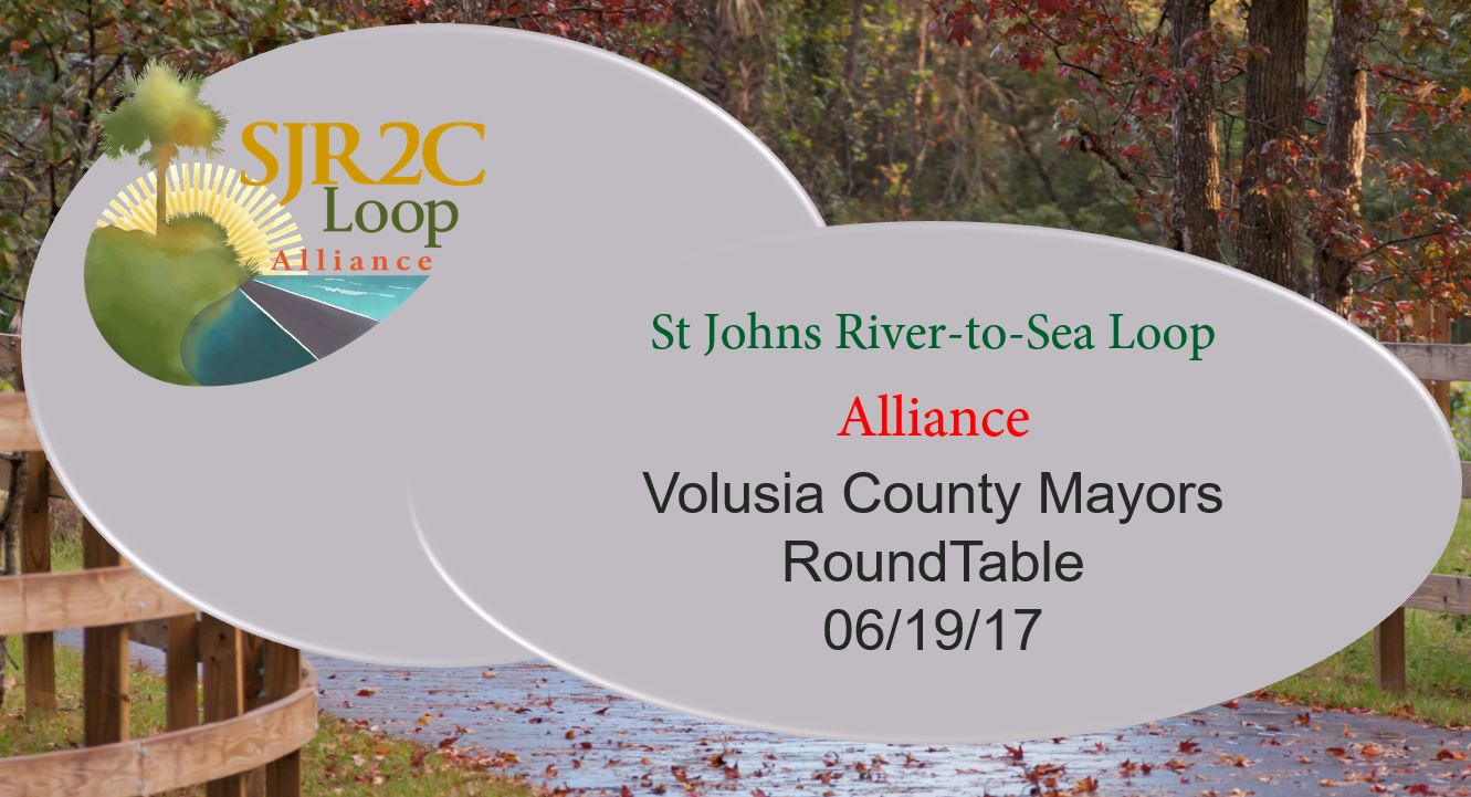Volusia Mayors Roundtable