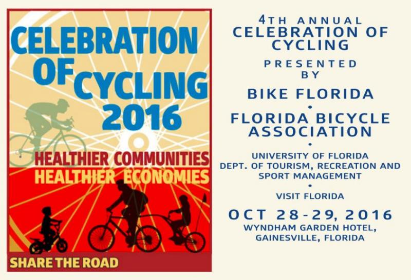 Celebration of Cycling 2016 Oct 28-29