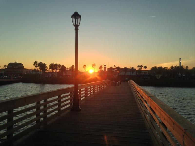 Daytona's Sweetheart Trail, part of the St. John's River to Sea Loop