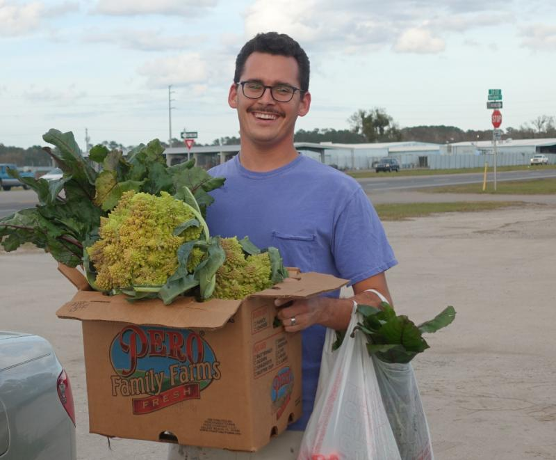 County Line Produce in Hastings, FL