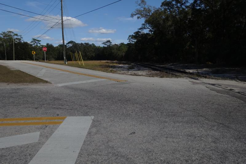 Deland RR Spur to St Johns River-to-Sea Loop at Grand Ave