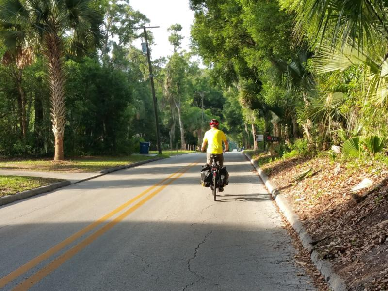 Ridgewood Ave to St Johns River-to-Sea Loop