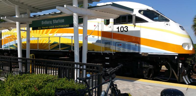 SunRail to the St Johns River-to-Sea Loop in DeBary