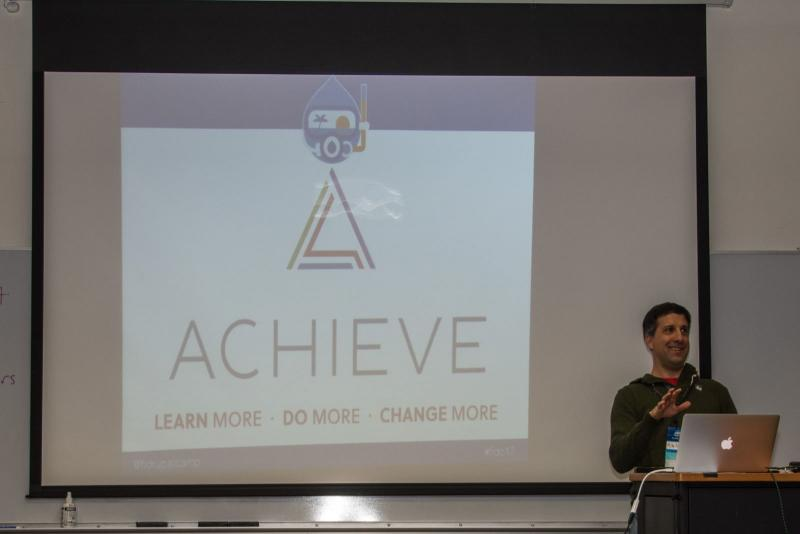 Learn More - Do More - Change More - Achieve Agency at Florida Drupal Camp