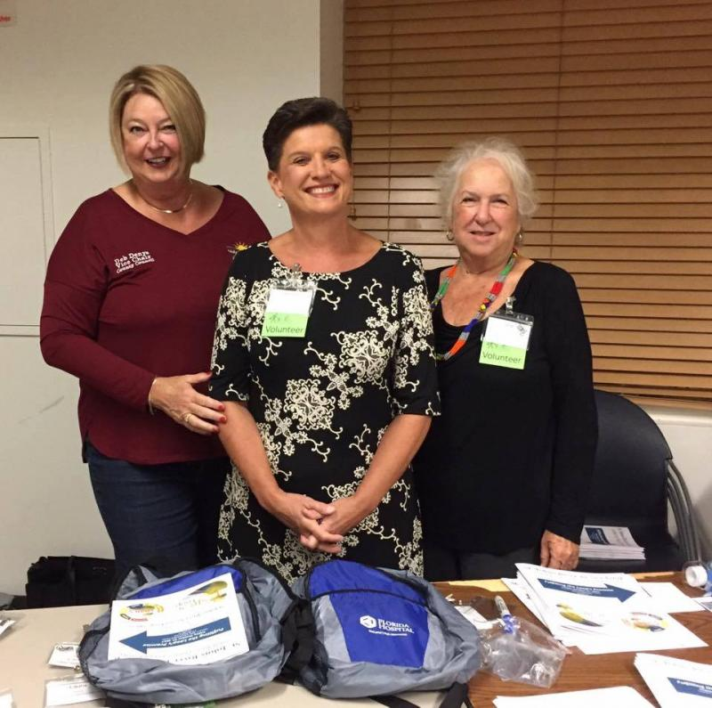 Georgia Turner, Deb Denys, Pat Northey welcome you to #SJR2CSummit