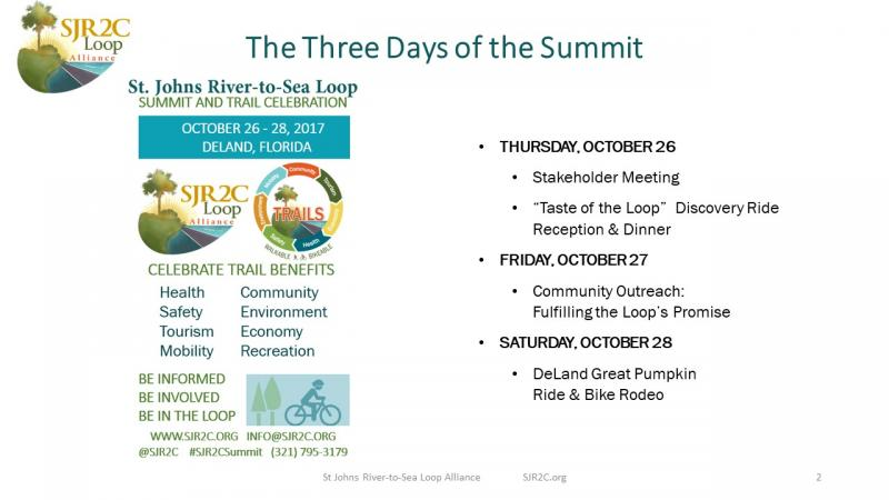 River to Sea Summit  #SJR2CSummit