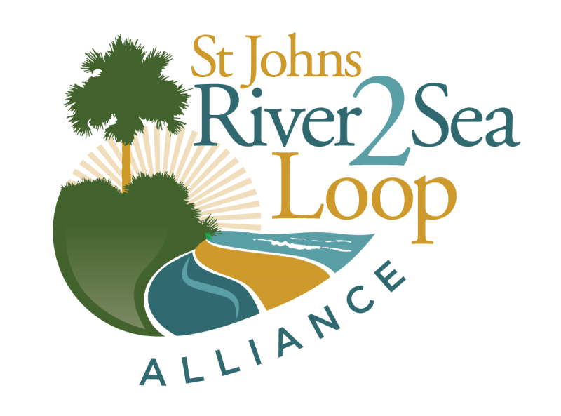 St Johns River-to-Sea Loop Alliance Logo