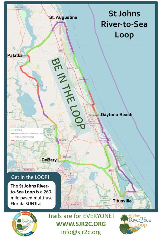 River2Sea Loop Overview | St Johns River-to-Sea Loop Alliance on cross florida barge canal, volusia county, st. marys river, chattahoochee river, lake monroe, caloosahatchee river, pa river map, alpine river map, silver springs, russia river map, pee dee river map, john day river map, james river, peace river, huron river map, st. lawrence river map, tennessee river, caloosahatchee river map, arkansas river map, rio grande river map, vernon river map, dames point bridge, kingston river map, st. clair river map, missouri river map, ocklawaha river, suwannee river, mississippi river map, st. augustine, apalachicola river, indian river county, henry's fork river map, suwannee river map, mn river map, kanawha river map, withlacoochee river, st. louis river map, vero beach, lake george,