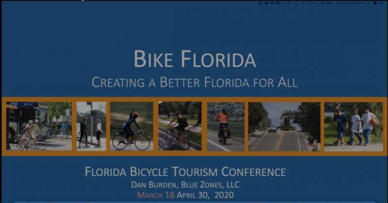 Dan Burden River2Sea Loop Summit :Creating a Better Florida for All