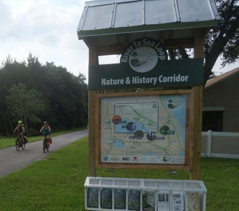 River to Sea Nature and History Corridor