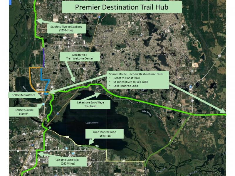 West Volusia is becoming Florida's Trail Hub