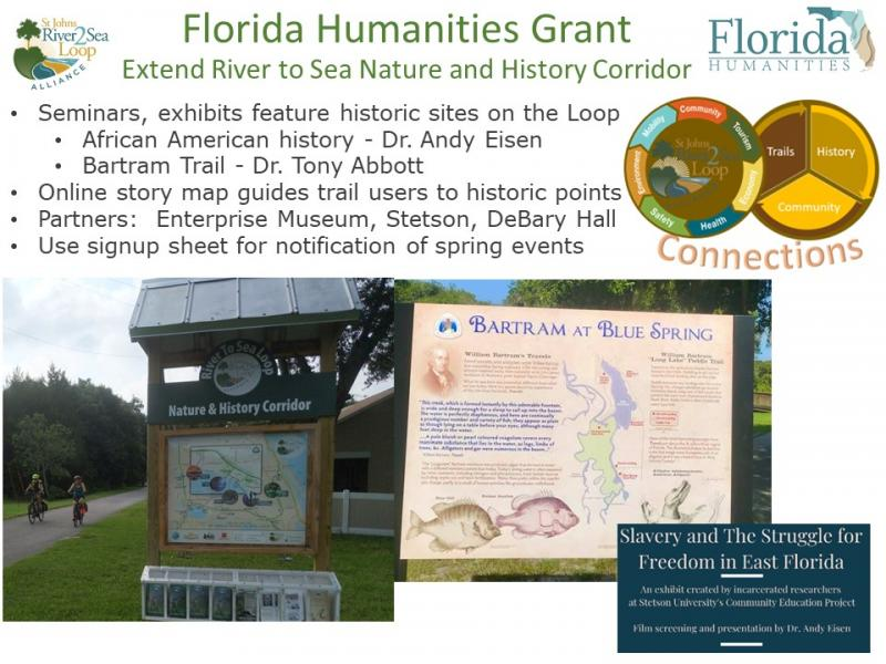 Florida Humanities Grant highlights the struggle for freedom in Florida